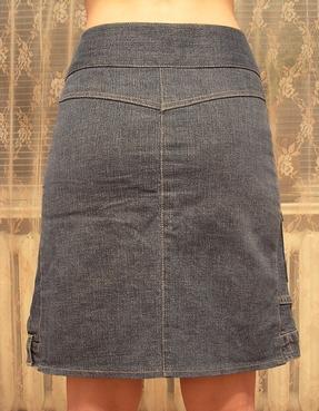 Как из брюк сшить женскую юбку