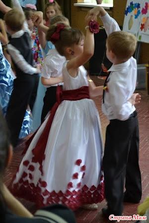 Нежное, красивое, любимое платье для доченьки ОН-ЛАЙН