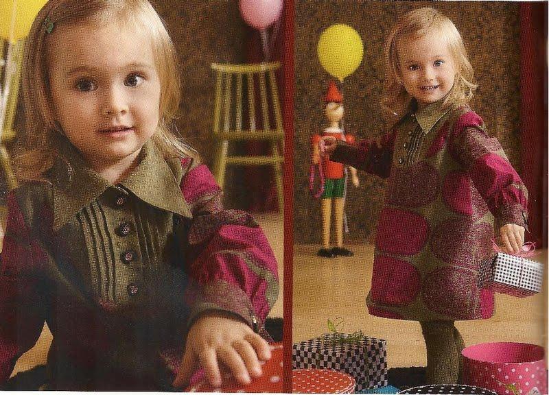 Бесплатные выкройки  детской одежды!