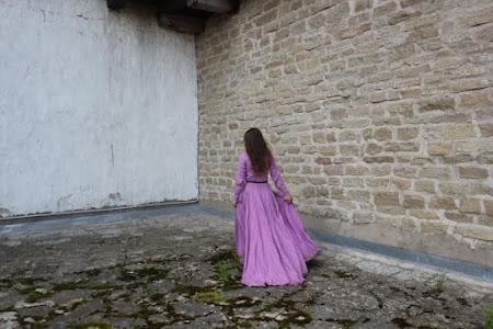 Средневековый костюм.