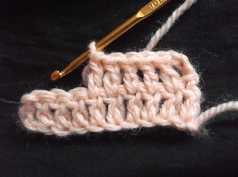 Техника вязания крючком без отрыва нити