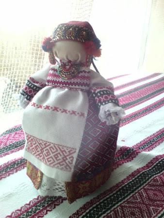 Русские обрядовые куклы (почитать и сделать).