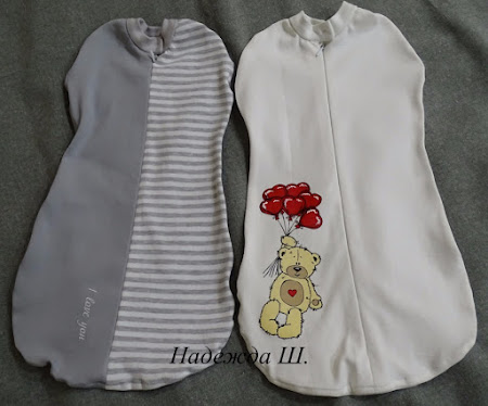 Одежда для новорожденного-5
