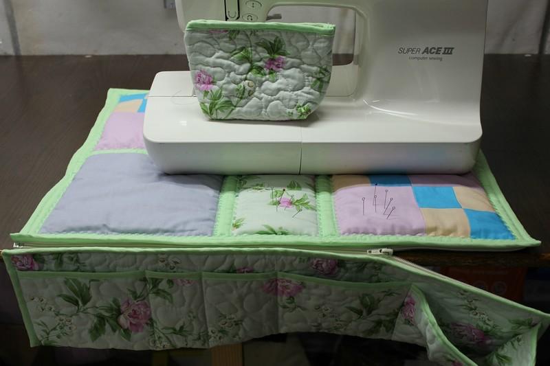2. А вот коврик Ирины Irishka-0209 для машинки Марины Марина Мандарина .