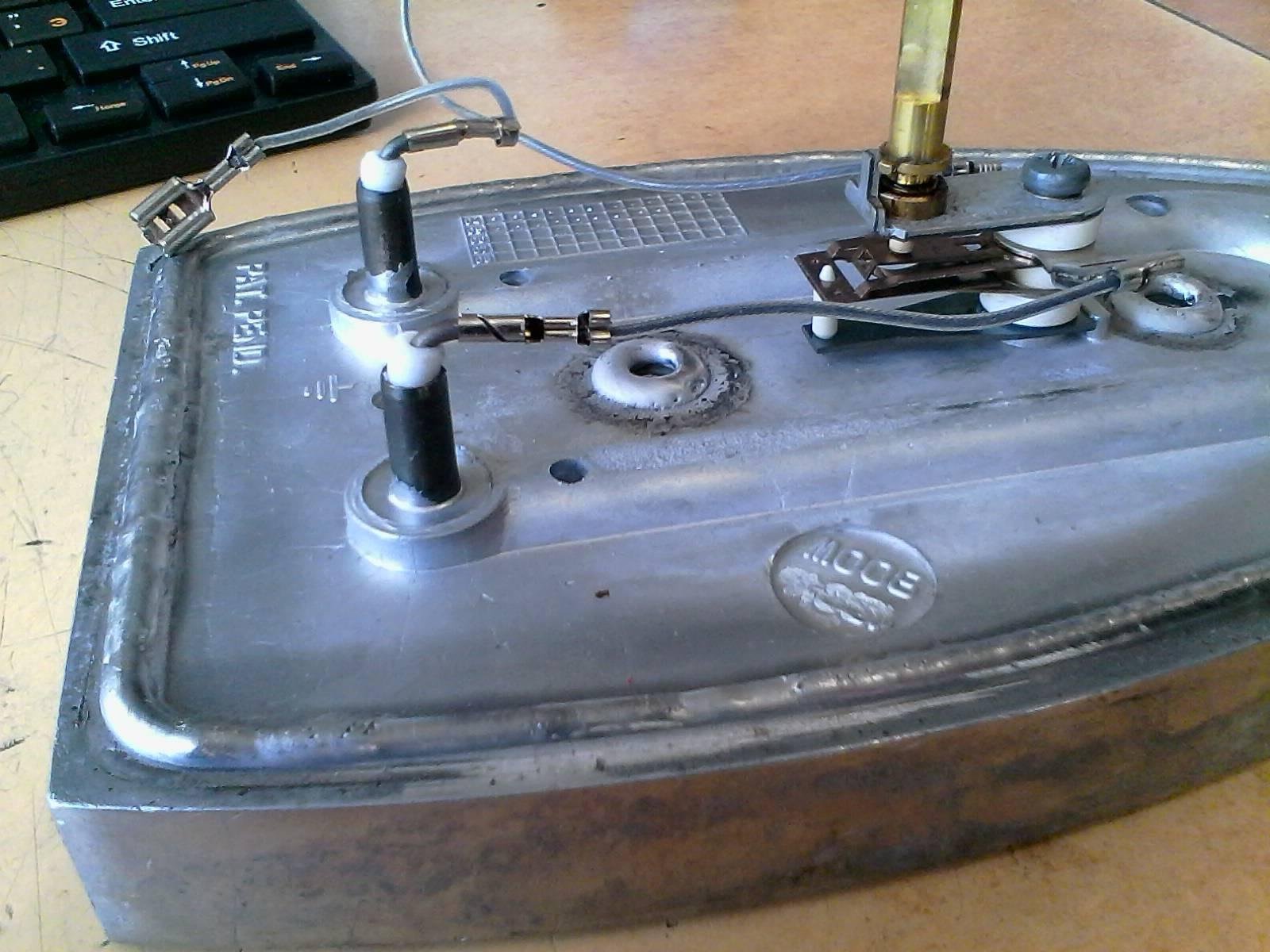 парогенератор с утюгом lelit ps 05/b инструкция