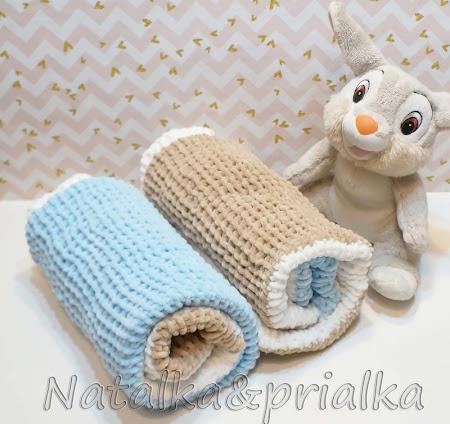 Вязаные уютные вещички для малышей. И не только...