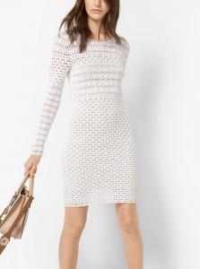Элегантная простота от Kors. Платье ( туника) крючком.