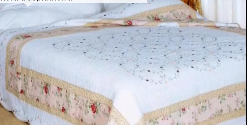 Похвастушки: машинная вышивка