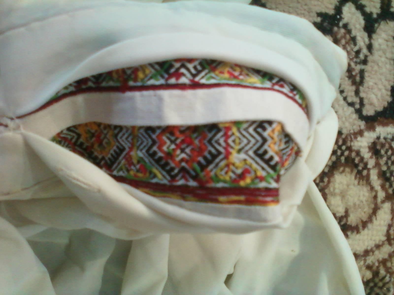 Вышиванки, рушники - вышиваем вместе