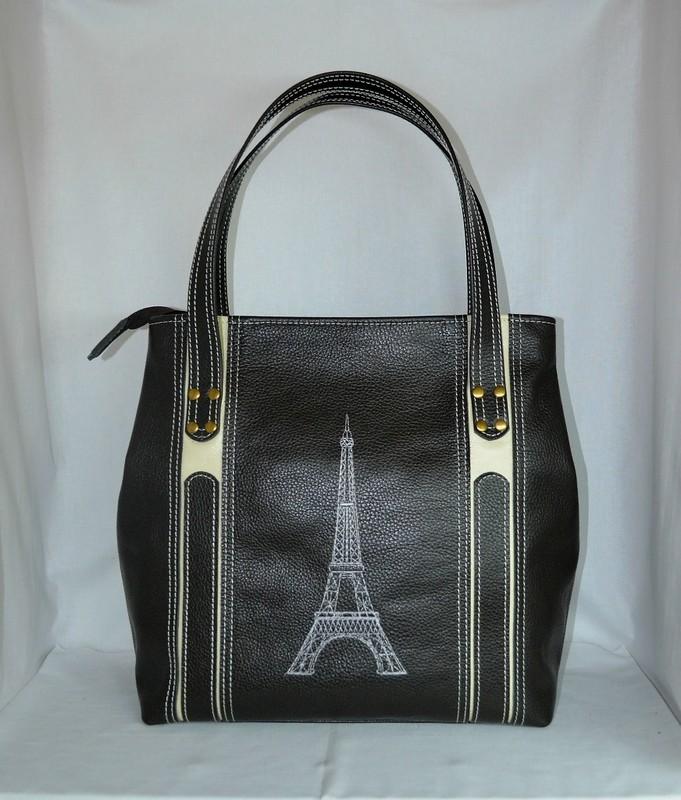 Кожаные сумки и сумочки