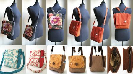 """Бесплатный совместный пошив сумки-рюкзака """"Дафна""""."""