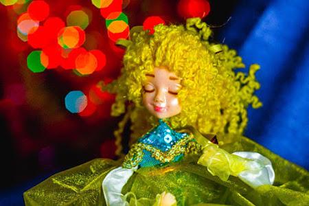 Авторские куклы - Чудики-Феи
