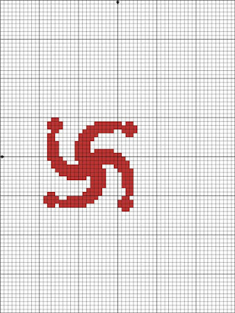 Символ рода вышивка