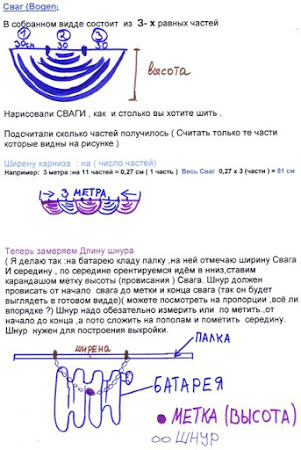 Шитье штор - 3