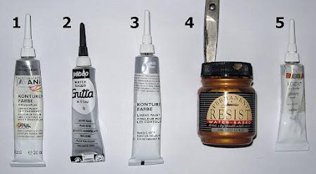 Инструменты и материалы для батика. Консультации.