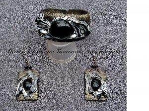 Самодельные украшения из полимерной глины - 3