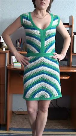 Трикотажное платье вытянулось что делать