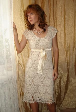 Обворожительное платье мотивами от @лёнк@