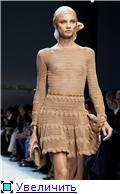 Платья от Salvatore Ferragamo весна-лето 2011