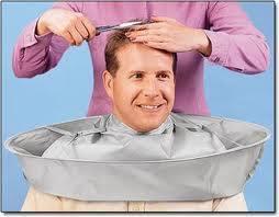 Как сшить накидку для стрижки волос выкройка
