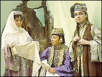 Осиночки - татарочки с о всего света