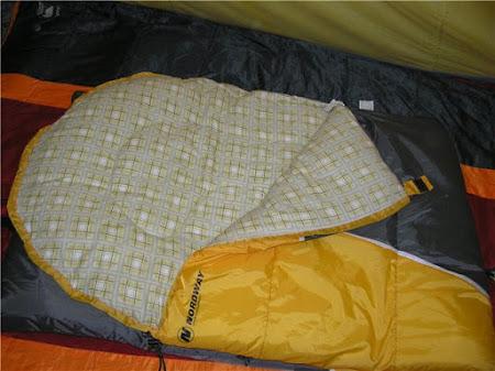 Как сшить спальный мешок?