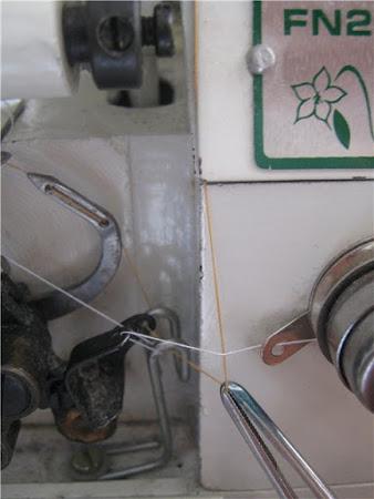 Оверлок Gemsy Rxm-4D Инструкция
