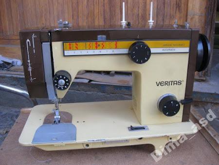 Veritas - Швейная Машина Производства Гдр - Инструкция