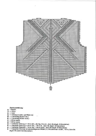 ZARAзительный ажур - свитер спицами