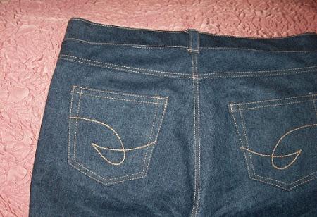 Шьем джинсы сами