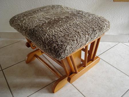 И снова о новой жизни старой мебели