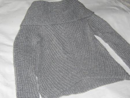 Маленькая модница-свитерок от Zara спицами